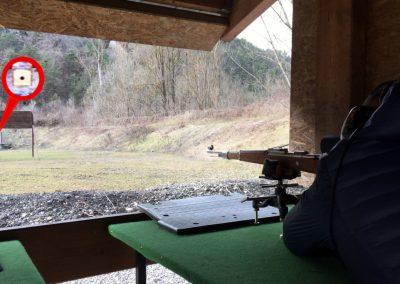 Tir 50 mètres au Mauser